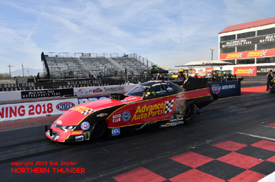Courtney Force FC