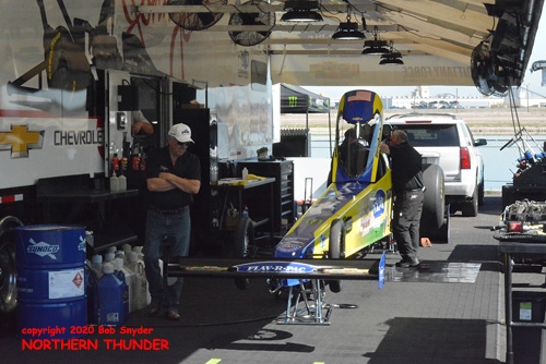 Brittany Force TF