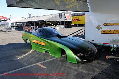 Chris Morel - Nitro Funny Car