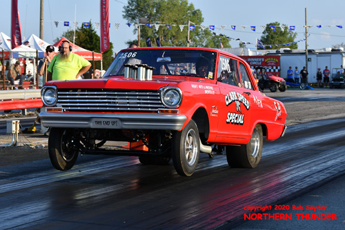 Clark Speed Special - A/FX Chevy II