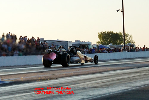 Ray Kelley - Game Xchange Jet Dragster