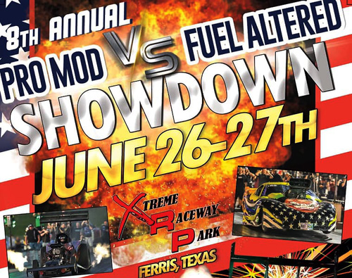 Pro Mod vs Fuel Altered Showdown