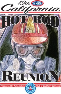 California Hot Rod Reunion logo