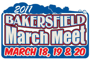Bakersfield March Meet logo