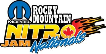 Mopar IHRA Rocky Mountain Nationals logo