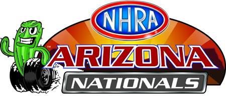 2020 NHRA Arizona Nationals logo