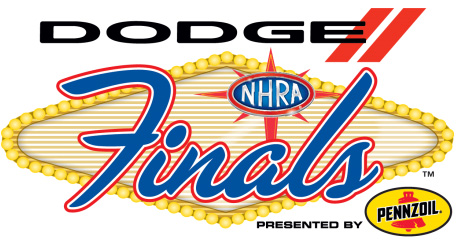 Dodge NHRA Finals logo