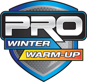 PRO Winter WarmUp logo