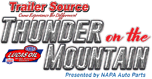 Trailer Source - Thunder on the Mountain logo