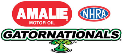 AMALIE Oil NHRA Gatornationals