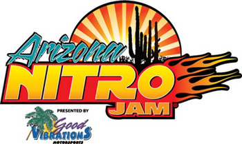 IHRA Arizona Nitro Jam Nationals logo